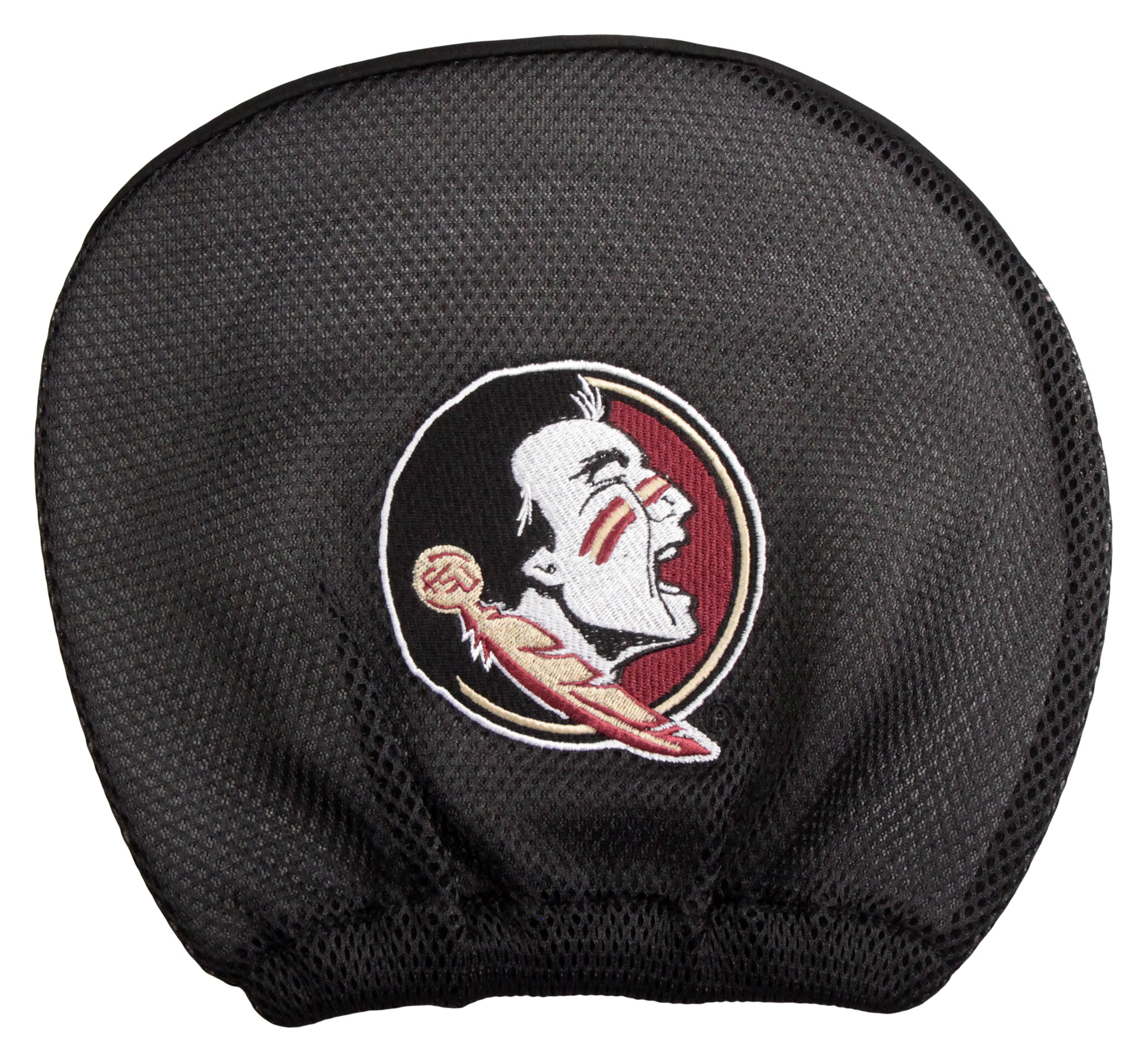 Florida State University Head Rest Cover (Set of 2)