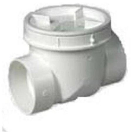 "4"" PVC Backwater Valve"
