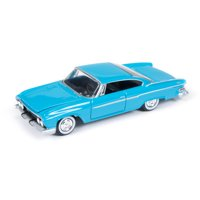 Auto World 1:64 Diecast Teal Phoenix