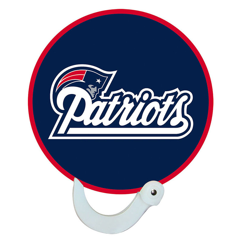 New England Patriots Official NFL 8 inch  Personal Fan by Evergreen