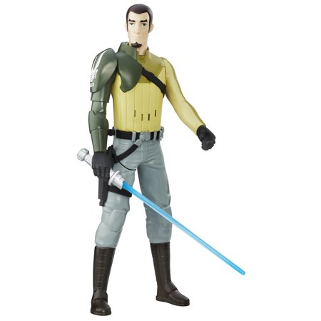 Star Wars Rebels Electronic Duel Kanan Jarrus - Star Wars Office Decor