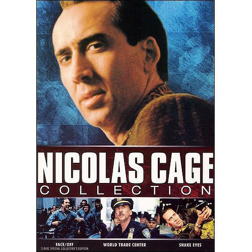 The Nicolas Cage Collection: Face/Off / World Trade Center / Snake Eyes (Widescreen)
