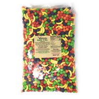 YANKEETRADERS Runts Fruit Candy - 6 lbs.
