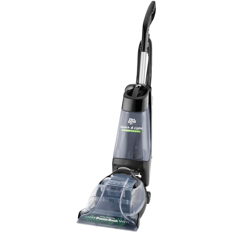 Dirt Devil Quick And Light Carpet Cleaner Fd50010 Walmart Com Walmart Com