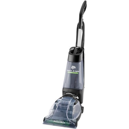 Quick and Light Carpet Washer with Power Brush