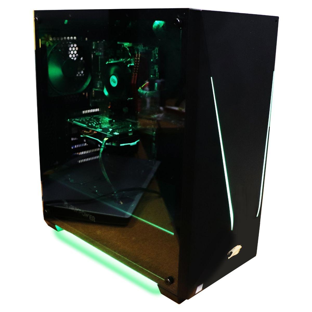 IBUYPOWER Gaming Desktop Intel i7-7700 Nvidia GTX 1060 3GB 16GB DDR4 1TB HDD (Refurbished)