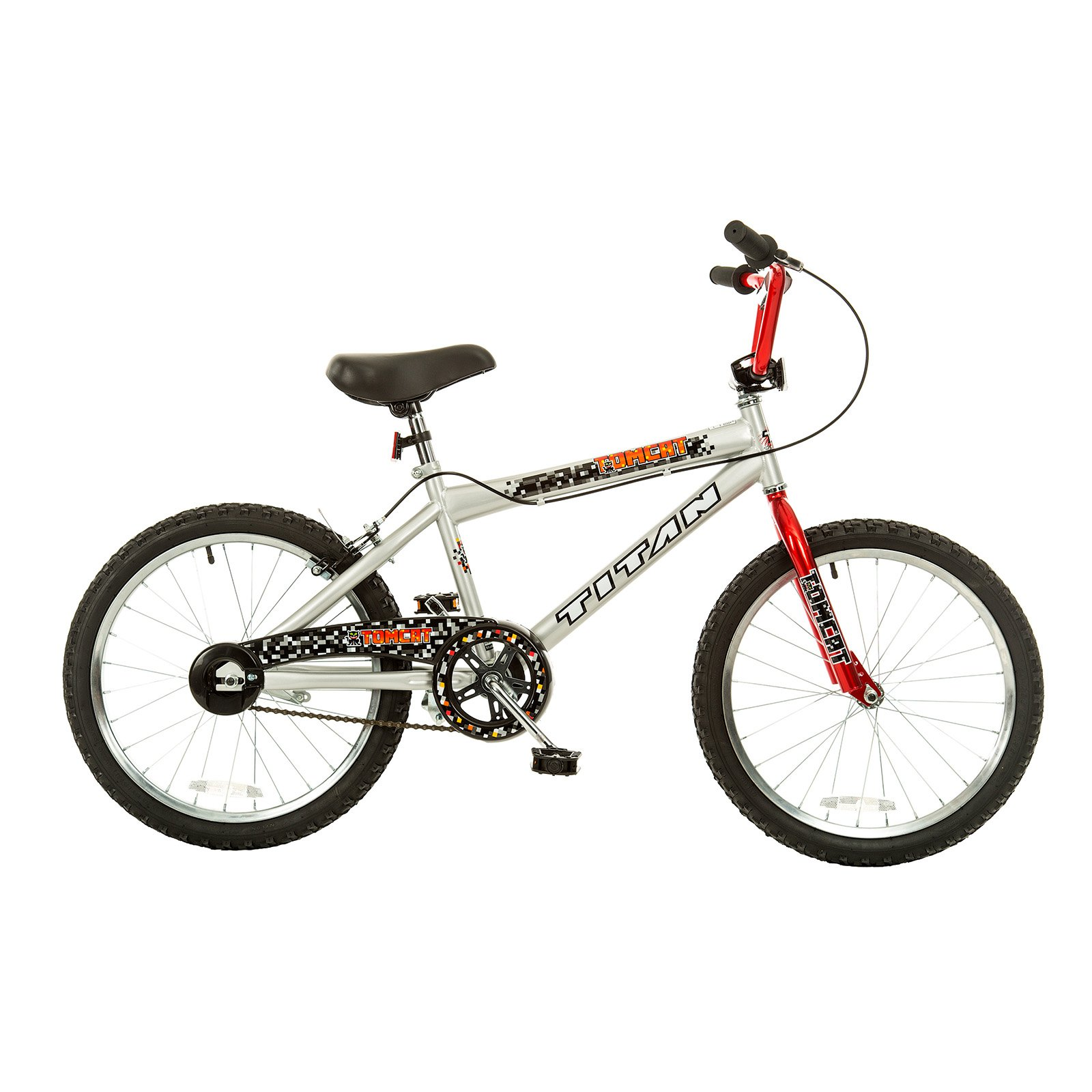 Titan 20 in. Boys Tomcat BMX Bike by BIKE USA Inc