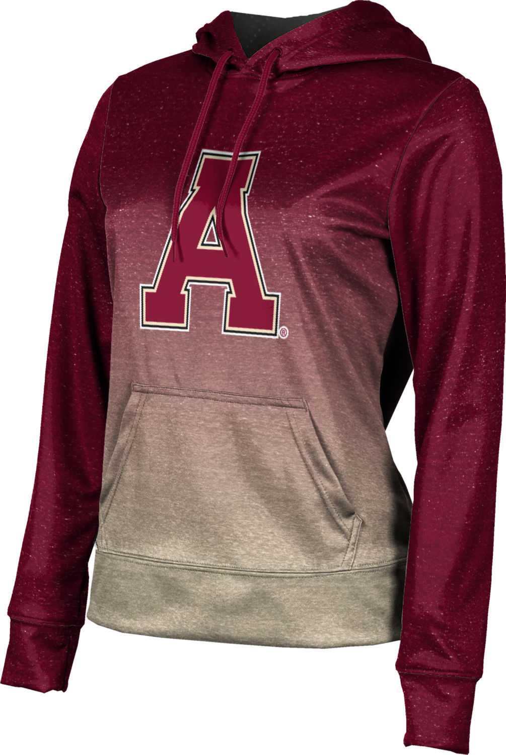 ProSphere Girls' Alma College Ombre Pullover Hoodie