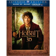 The Hobbit: An Unexpected Journey (Extended Edition--Five-Disc Set) (Blu-ray + Blu-ray)