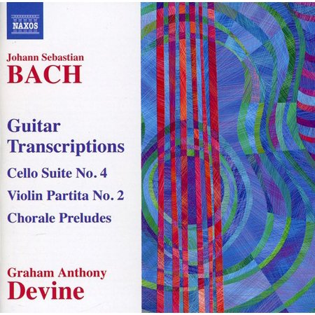 J.S. Bach - Bach: Guitar Transcriptions [CD]