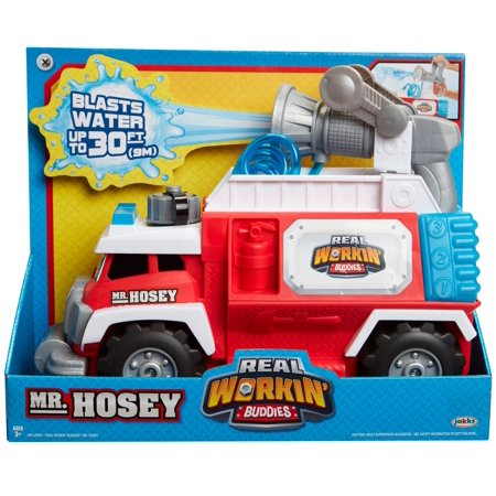 Real Working Buddies Hosey Fire Truck (Truck N Buddy)