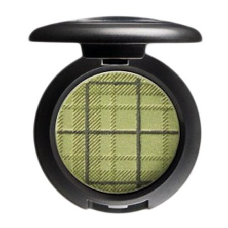 MAC A Tartan Tale Eye Shadow, Enviably Fun](Green Shadow)