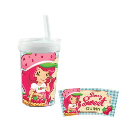 Strawberry Shortcake Birthday (Personalized Strawberry Shortcake Berry Sweet Sippy)