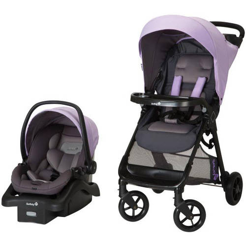 Safety 1st Smooth Ride Travel System, (Choose your Color)
