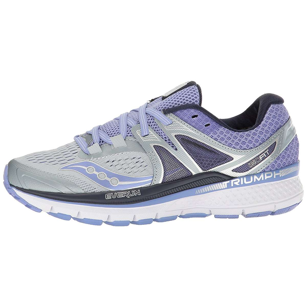 Saucony Women Triumph Iso 3 Running Shoes by Saucony