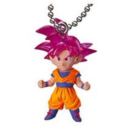 DragonBallZ Ultimate Deformed Mascot The Best 04 - Super Saiyan Jin Goku - Best Goku Cosplay