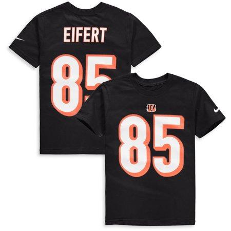 Tyler Eifert Cincinnati Bengals Nike Youth Player Pride 2.0 Name & Number T-Shirt - Black