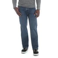 Wrangler Men's 5 Star Regular Fit Jean with Flex