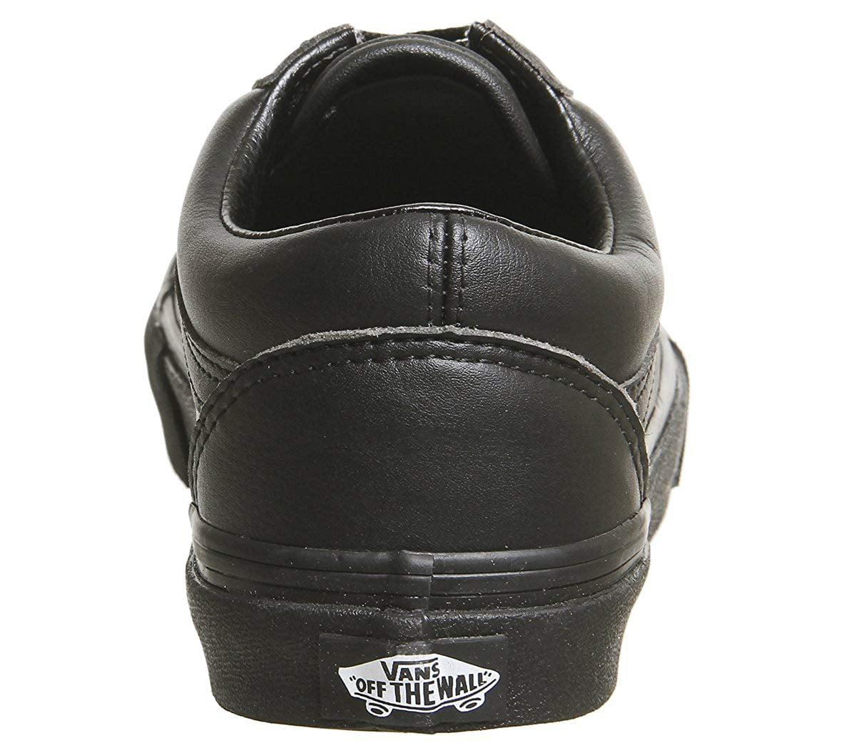 Vans - Vans VN-0A38G1PXP  Mens Old Skool Classic Black Mono Sneakers (7 D(M)  US Men) - Walmart.com 7b01f82b6