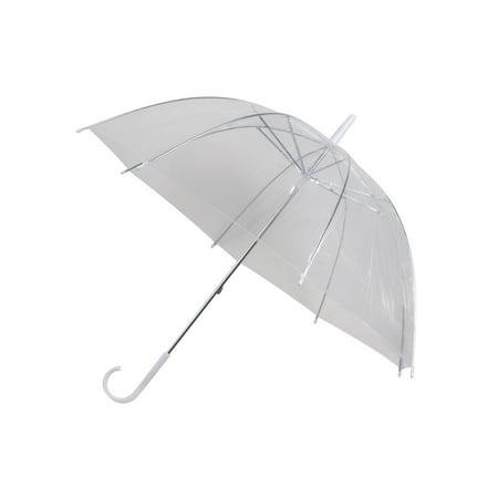 Kids or Petite Clear Bubble Umbrella, Clear ()
