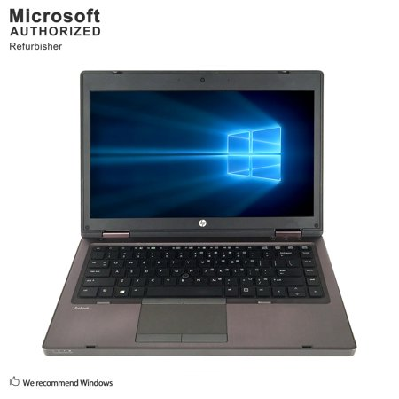 Refurbished HP PROBOOK 6460B, Grade A, 14-inch, Core I3-2350M 2.3G, 8G DDR3 RAM, 512G SSD, DVDRW, VGA, DisplayPort, USB, WIFI, Windows 10 Home 64 Bit-Multi-Language, 1 Year Warranty (Sony Laptop 14 Inch I3)