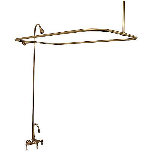 Barclay Shower Unit for Acrylic Leg Tub