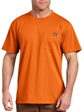 Genuine Dickies Men's Short Sleeve Performance Pocket T-Shirt