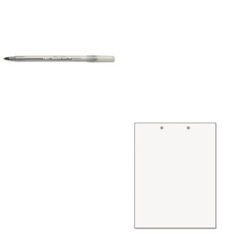 KITBICGSM11BKPRB04110 - Value Kit - Printworks Professional Office Paper (PRB04110) and BIC Round Stic Ballpoint Stick Pen (BICGSM11BK)