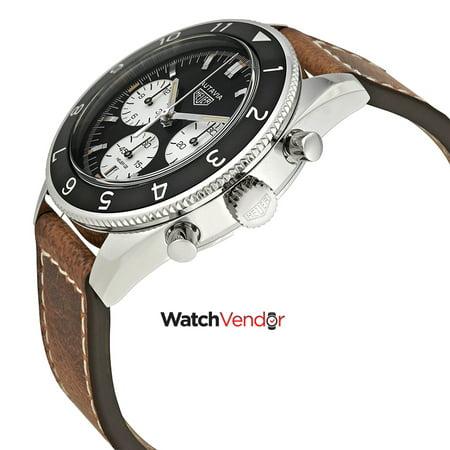 Tag Heuer Heritage Black Dial Men's Chronograph Watch CBE2110.FC8226 - image 1 de 3
