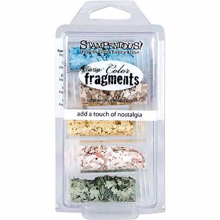 - Stampendous Frantage Color Fragments