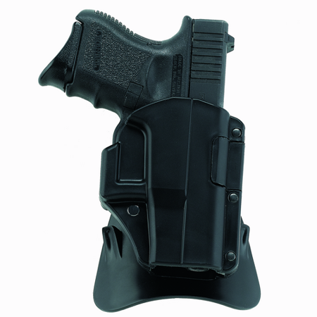 GALCO INTERNATIONAL M4X MATRIX AUTO LOCKING HOLSTER Color: Black Gun Fit: Colt 1911 (4.25  bbl) Hand: