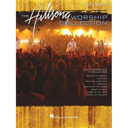 The Hillsong Worship Collection : Easy Piano