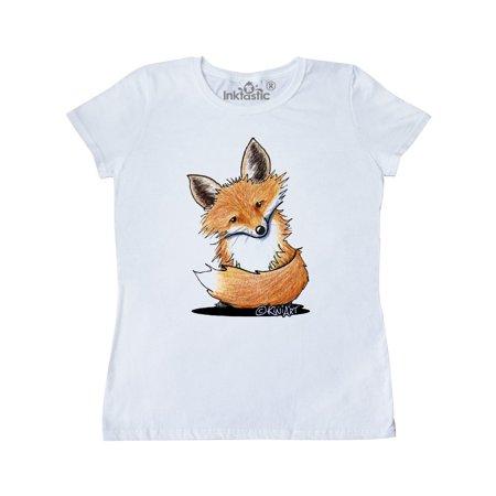 Fox Racing Woven Shirt (KiniArt Fox Women's T-Shirt - KiniArt)
