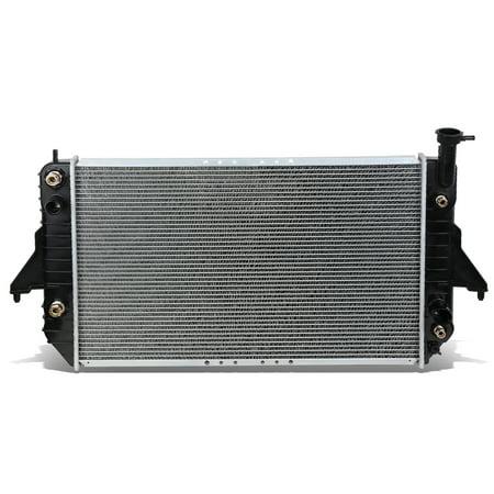 57 Chevy Aluminum Radiator (For 1996-2005 Chevy Astro/GMC Safari AT Performance OE Style Full Aluminum Core Radiator)
