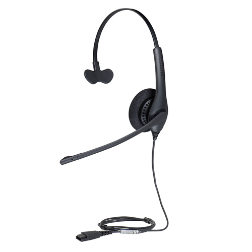 Jabra BIZ 1900 Mono Headset Replaced by BIZ 1500 QD Mono Corded
