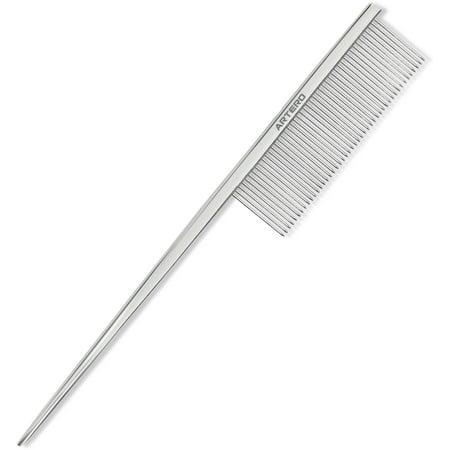 Artero Professional Metallic Parting Super Fine & Thin Teeth Comb for
