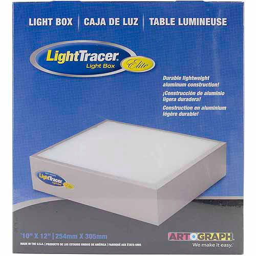 Artograph Light Tracer Elite Light Box -