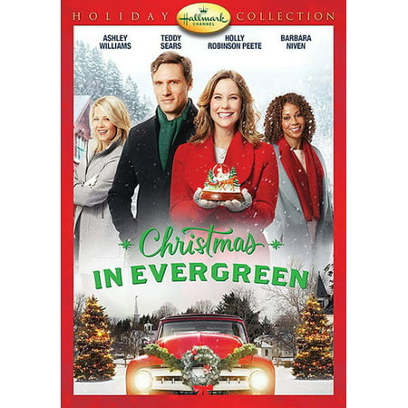 Christmas In Evergreen Snow Globe.Christmas In Evergreen Dvd