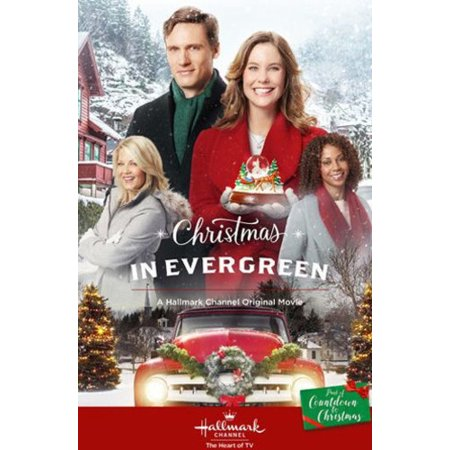 Christmas in Evergreen (DVD) (Trading Christmas Movie)