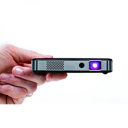 miroir smart hd mini projector m300a surge series led