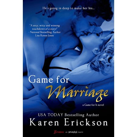Game for Marriage - eBook