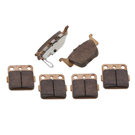 Brakes Pads fits Honda Foreman Rubicon 500 TRX500FA 4x4 2015 - 2018 Front & (Best Price For Honda Fit 2019)