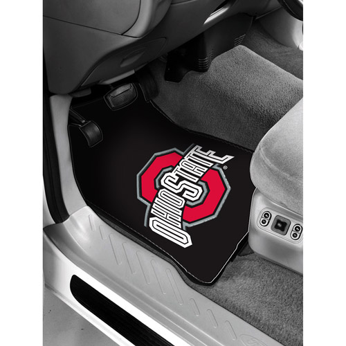 NCAA - Ohio State Floor Mats - Set of 2