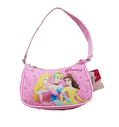 "NEW Girls Purse Disney Frozen Blue Anna Elsa 9/""X8/"" Shoulder Cross Body Bag Heart"