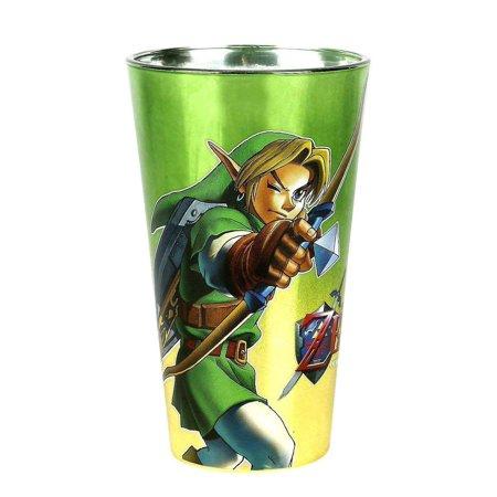 The Legend Of Zelda Link Pint (Standard Glasses)