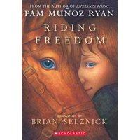 Scholastic Signature: Riding Freedom (Paperback)