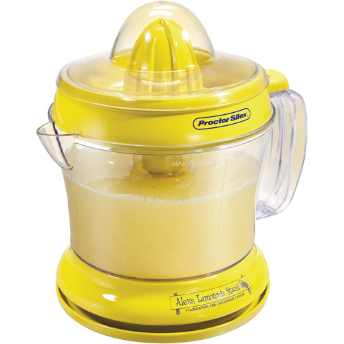 Proctor Silex Alex's Lemonade Stand Citrus Juicer, 1 Each