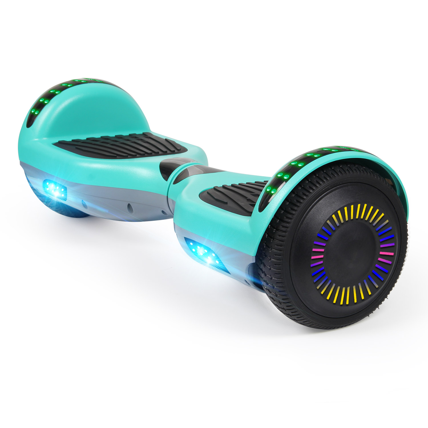 Kids Gifts 6.5 Self Balancing Electric Scooter Adult Segway with Carrg Bag TOEU Hoverboard with Bluetooth