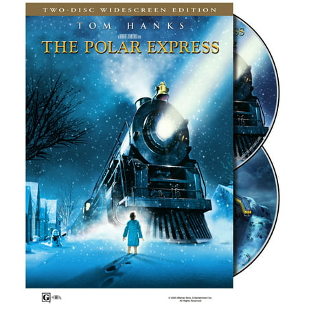 The Polar Express: Special Edition (DVD)