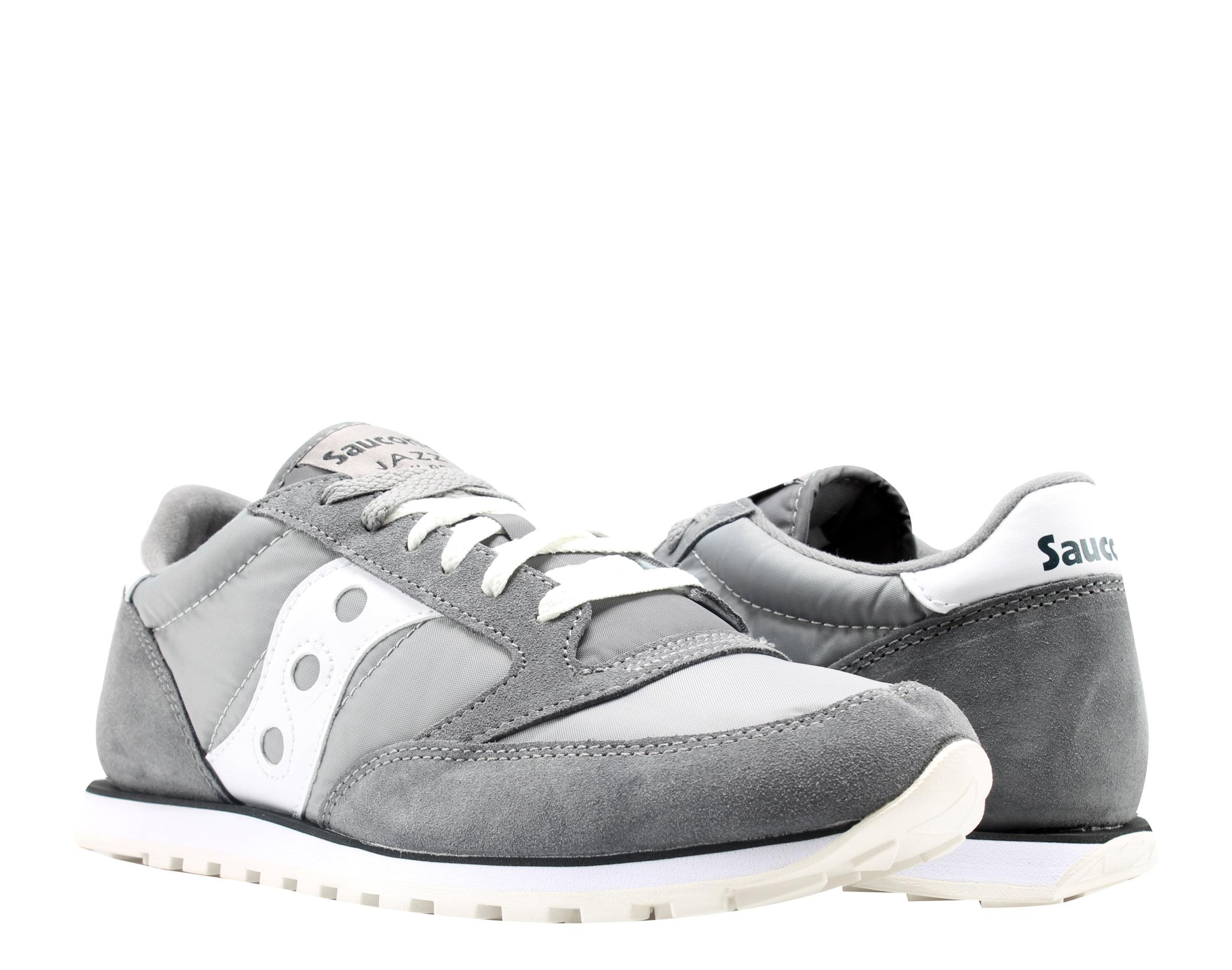 Saucony Men Jazz Low Pro White Black Lifestyle Shoes S2866-238 Hot sale